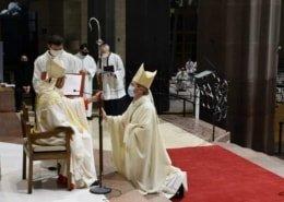 Ordenació del Bisbe auxiliar de Barcelona Mons. Javier Vilanova i Pellisa
