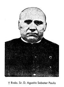 Beat Agustí Sabater Paulo