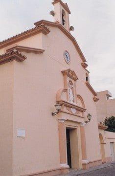 Sant Joan Baptista - Ampolla
