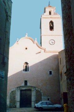 Sant Bertomeu - Freginals