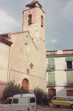 Sant Domingo - La Serra d'Almos