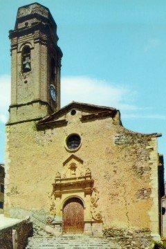 Sant Joan Baptista - La Vilella Baixa