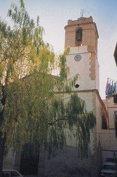 Sant Joan Baptista - Rasquera