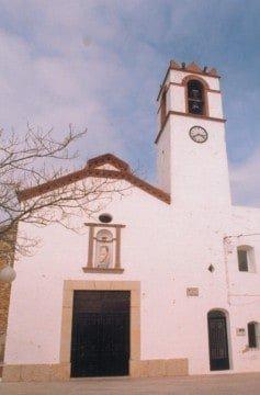 Sant Joan Baptista - Sant Joan del Pas