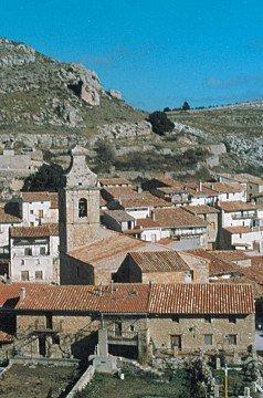 Sant Llorenc - Castell de Cabres