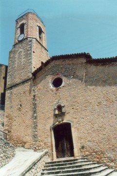 Sant Miquel - Margalef