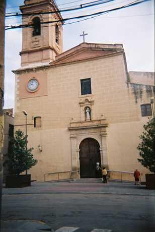 Sant Antonir - Roquetes